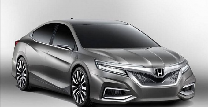 2019 Honda Accord Coupe Exterior
