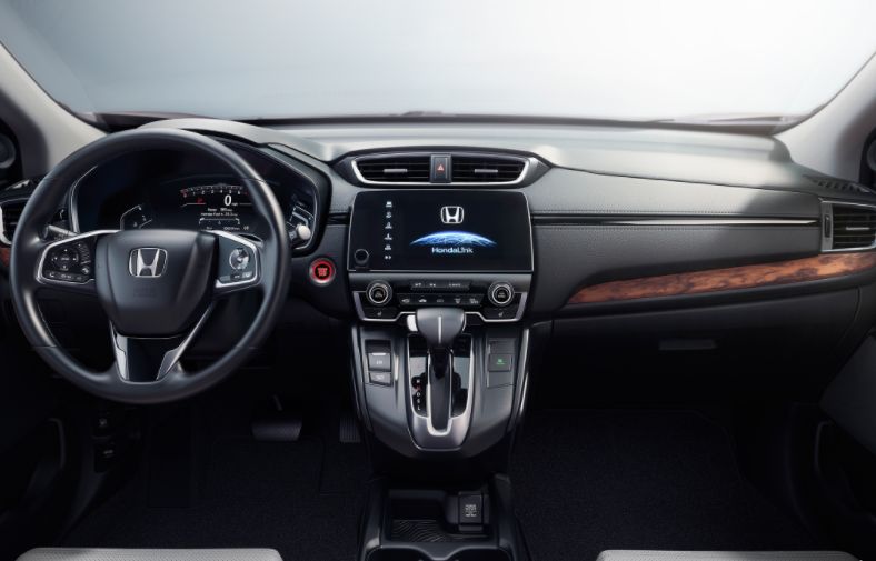 Honda CR-V 2019 Inteiror