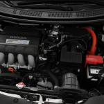 2019 Honda Element Engine