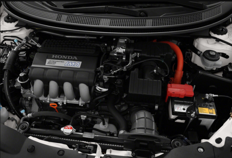 2021 Honda HR-V Engine