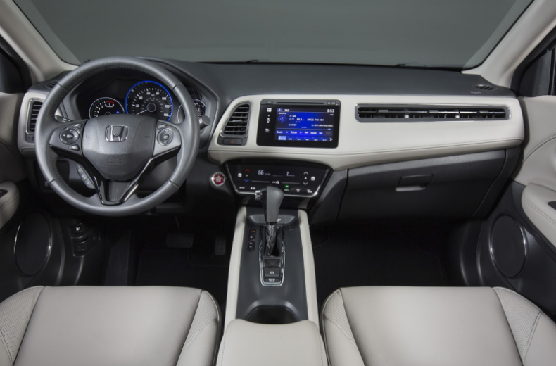 Honda HR-V 2019 Interior