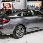 Honda Insight 2020 Exterior