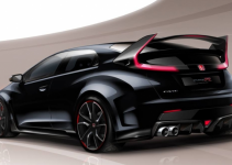 2020 Honda Civic Type-R Exterior