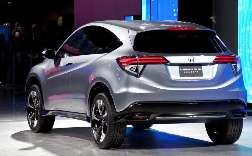 2020 Honda Hrv Changes Release Date Model Honda Engine News