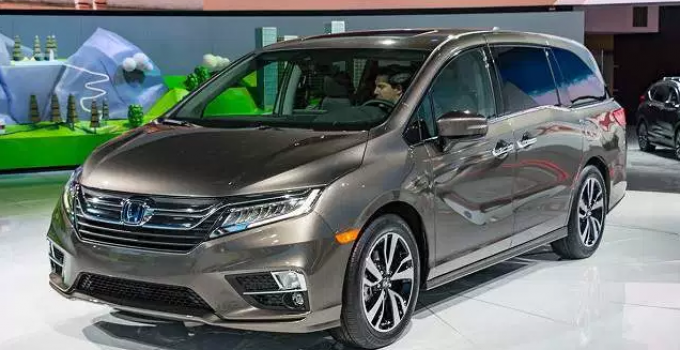 2020 Honda Odyssey
