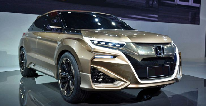 2020 Honda Passport