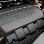 2021 Honda Pilot Engine