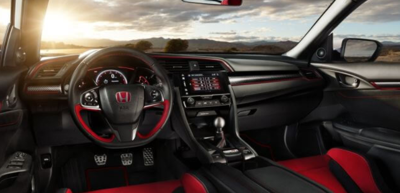 Honda Civic 2021 Interior