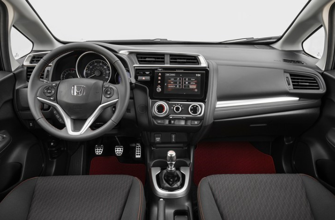 Honda Fit 2021 Interior