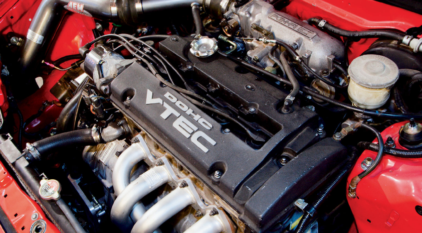 2021 Honda Prelude Engine