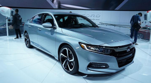 Honda 2019 Accord