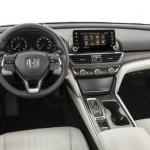 Honda 2019 Accord Interior