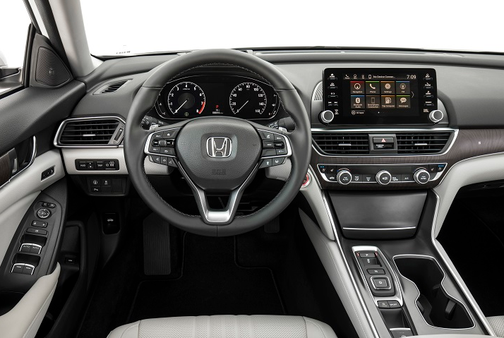 Honda Accord 2021 Interior