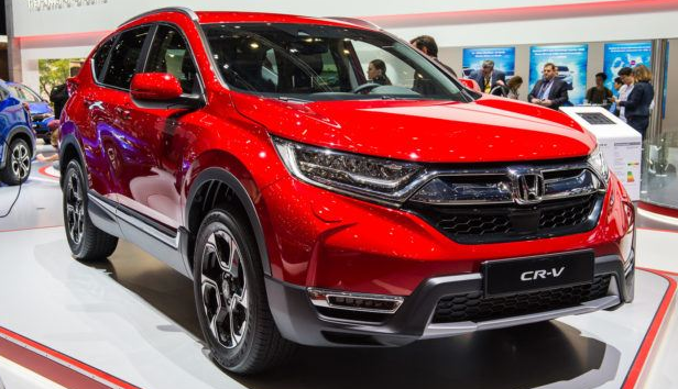 Honda CRV 2021 Price, Colors, Interior – Honda Engine News