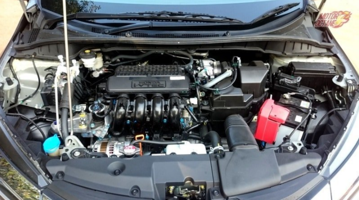 Honda City 2020 Engine