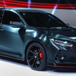 2019 Honda Accord Type R Exterior