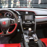2019 Honda Accord Type R Interior