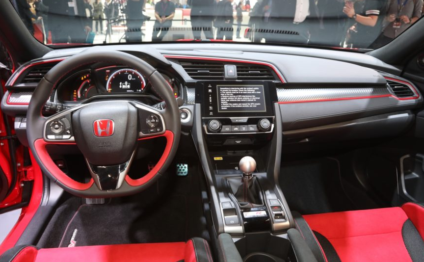 2021 Honda Accord Type R Interior