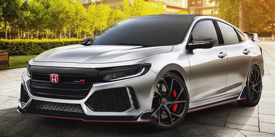 2021 Honda Accord Type R