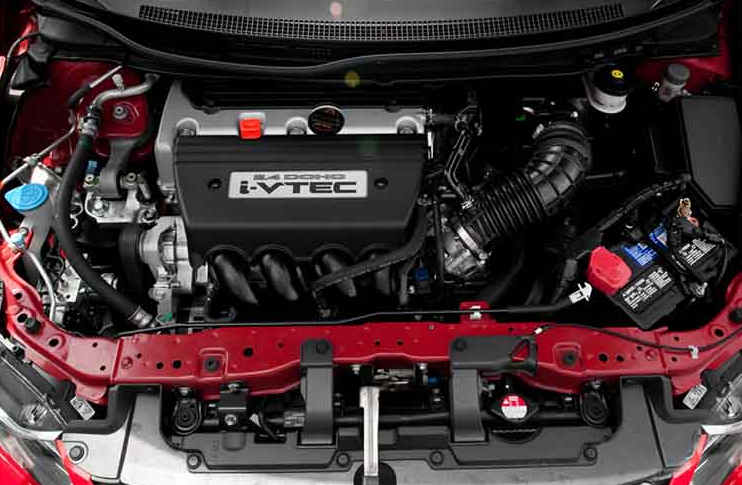 2019 Honda Civic Si Engine