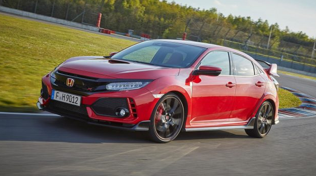2019 Honda Civic Type R Exterior