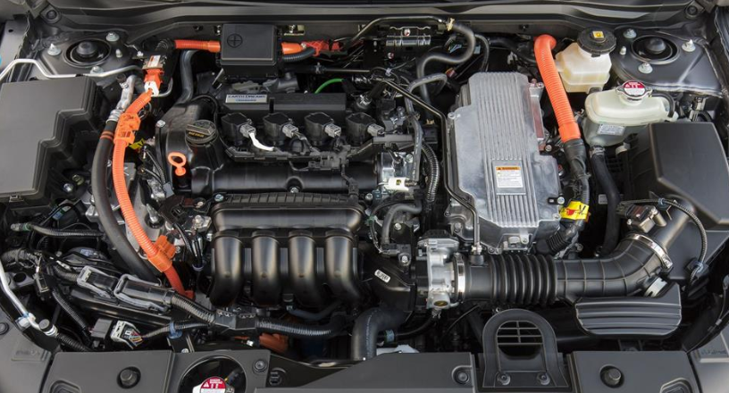 2019 Honda Fit Hybrid Engine