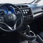 2019 Honda Fit Hybrid Interior