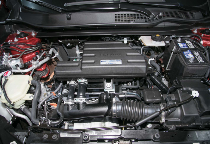 2019 Honda HR-V Turbo Engine
