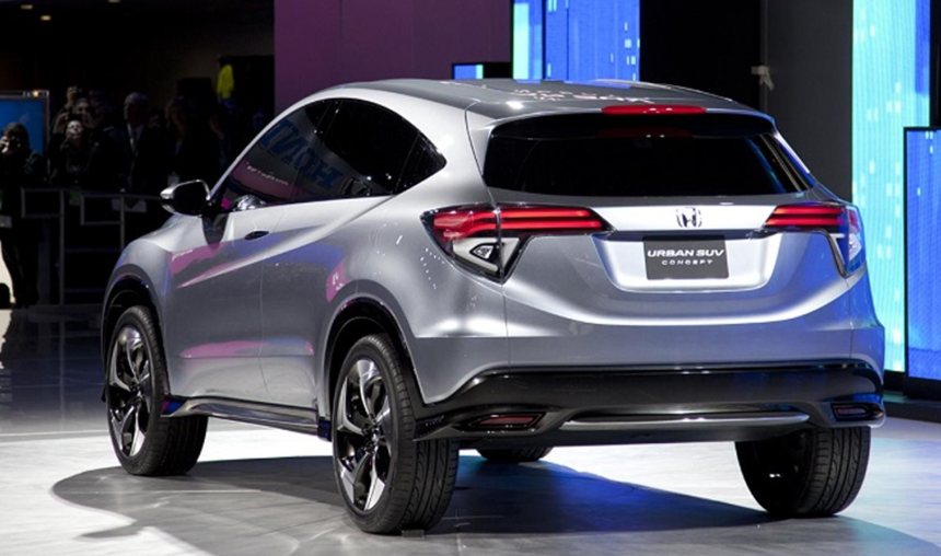 2019 Honda HR-V Turbo Exterior