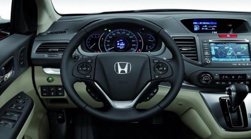 2019 Honda HR-V Turbo Interior