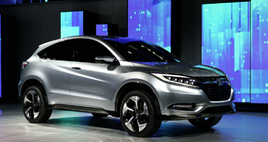2019 Honda Hr V Turbo Redesign Release Date Colors