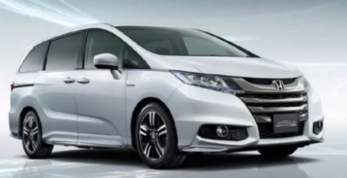 2019 Honda Odyssey Hybrid