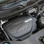 2019 Honda Ridgeline Type R Engine
