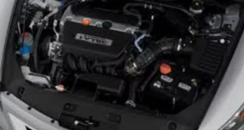 2020 Honda Crosstour Engine