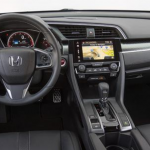 2020 Honda Civic Coupe Ex-t Changes Interior