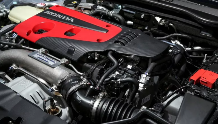 2020 Honda Civic Hatchback Engine