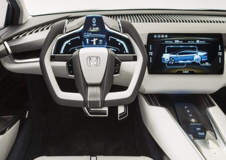2020 Honda Civic Hatchback Interior