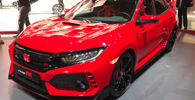 2020 Honda Odyssey Type R