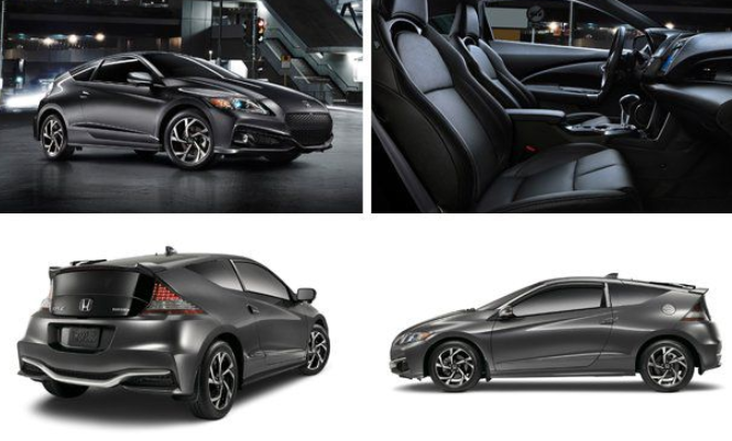 Honda CR-Z 2020 Design