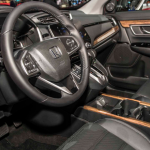 2019 Honda CR-V Interior