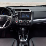 2019 Honda Fit Turbo Interior
