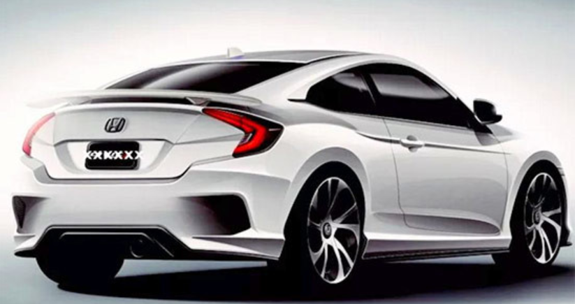 2020 Honda Civic Sedan Exterior
