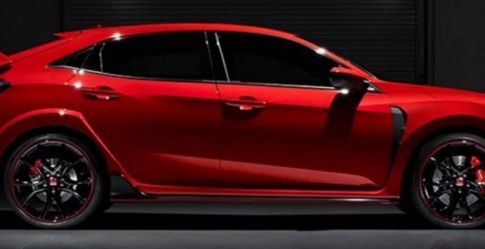 2020 Honda Civic Type R Touring Rumors Price Exterior