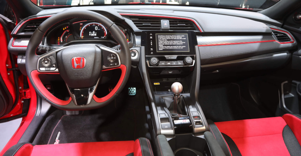 2020 Honda Civic Type R Touring Rumors Price Interior