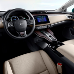 2020 Honda Clarity Hybrid Requirements Interior