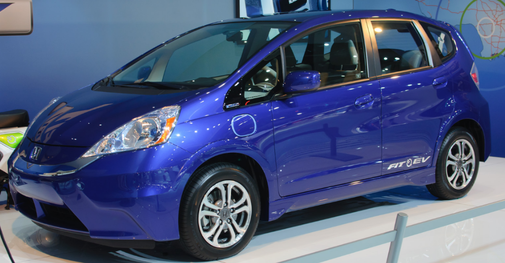 2020 Honda Fit Hatchback Price Exterior