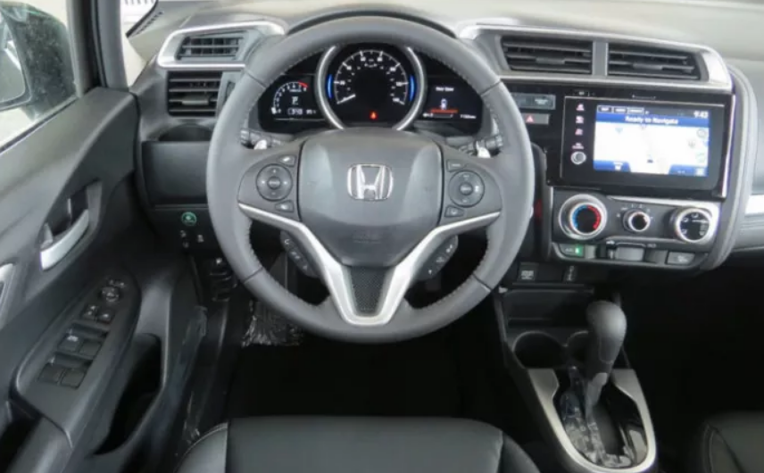 2020 Honda Fit Hatchback Price Interior