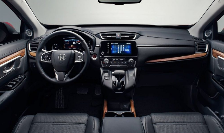 2020 Honda HR-V Engine Specs Interior