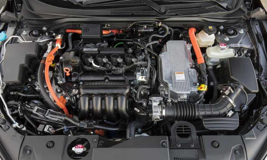 2020 Honda Insight Performance Engine