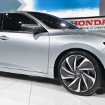 2020 Honda Insight Performance Exterior